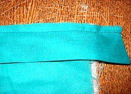закрываем угол окантовки лоскутного одеяла своими руками