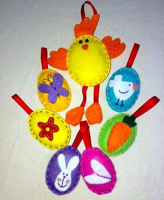 сувениры яйца на Пасху своими руками с разнообразными аппликациями
