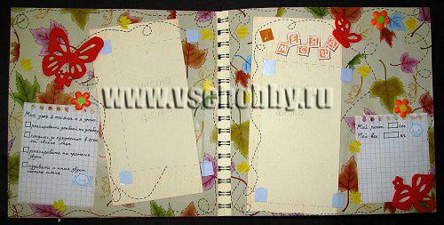 2 месяца странички для новорожденной фотоальбом скрапбукинг в подарок своими руками