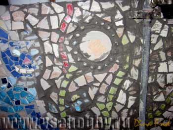 Затёртая мозаика