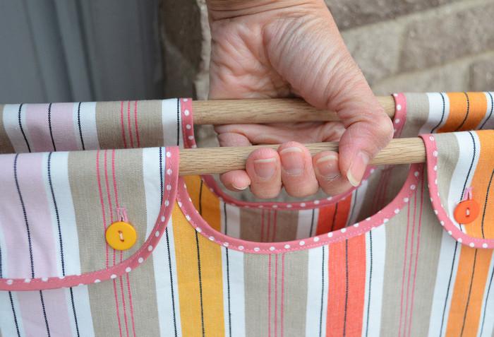 Ручки сумки-раскладушки