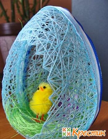 Пасхальные яйца своими руками фото