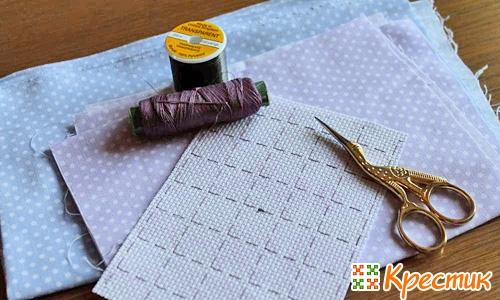 Как вышивать крестом