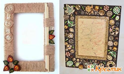Как оформить вышивку в рамку своими руками фото