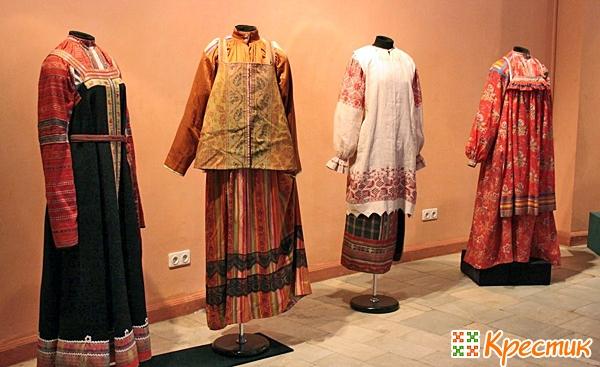 История происхождения вышивки крестом