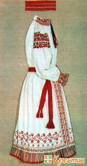 История русской вышивки кратко