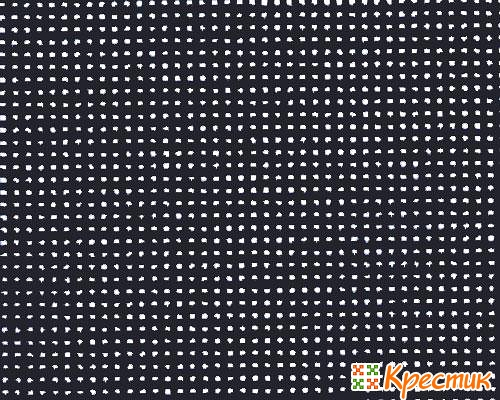 Подсветка черной канвы