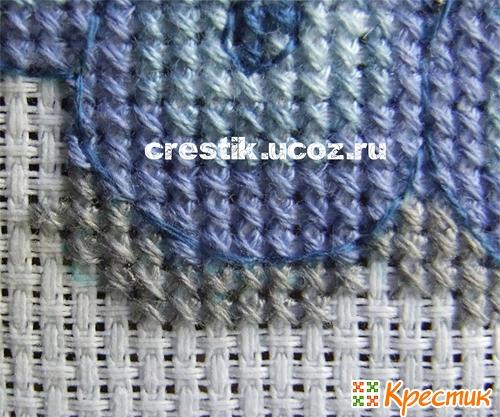 Виды швов для вышивки