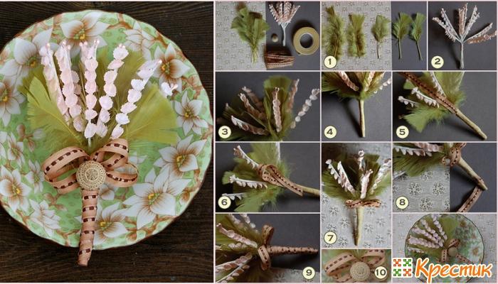 Сделать искусственные цветы своими руками из ткани