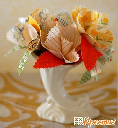 Свадебные букеты и бутоньерки