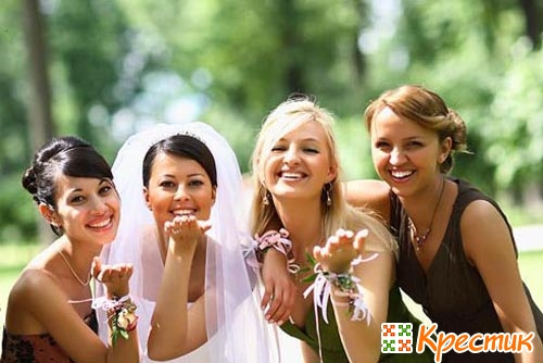 Свадебные бутоньерки для свидетелей