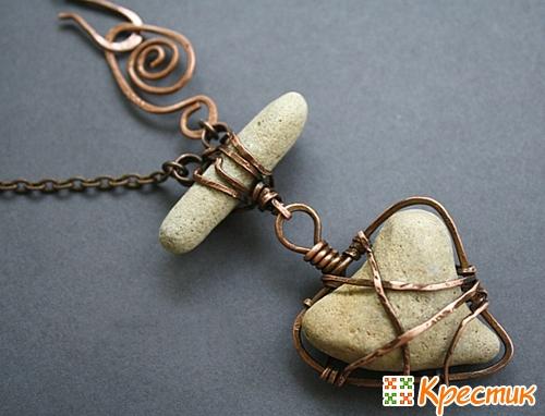 Бижутерия из камня