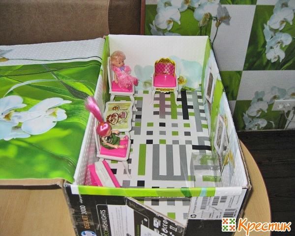 Домики для барби для девочек