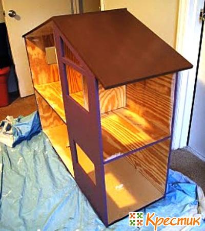 Мебель для домика барби