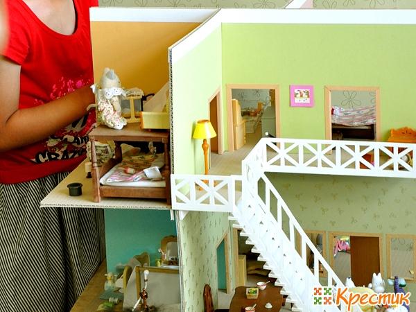 Смотреть домики для кукол