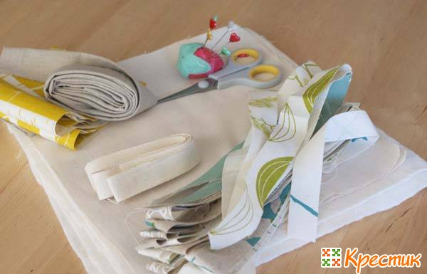 Лоскутное шитье рукоделие