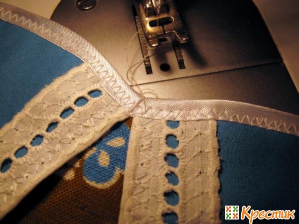 Технология лоскутного шитья
