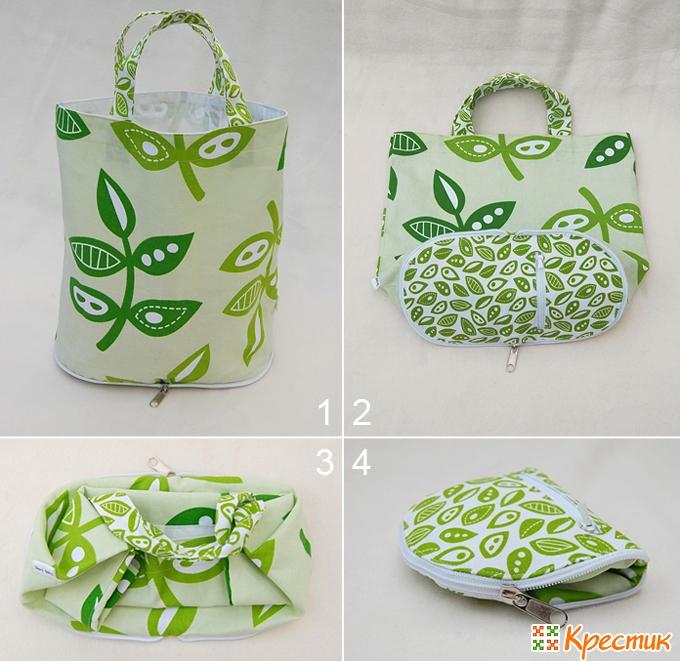 75f6eec0e9ee Стильные и удобные сумки из ткани своими руками: мастер-класс по ...