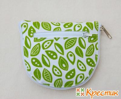 Удобная сумка из ткани
