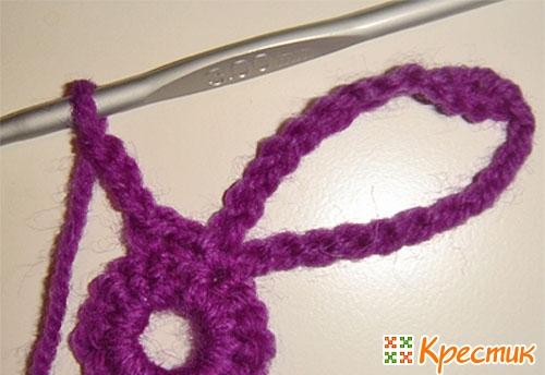 Вязание крючком прихватки со схемами