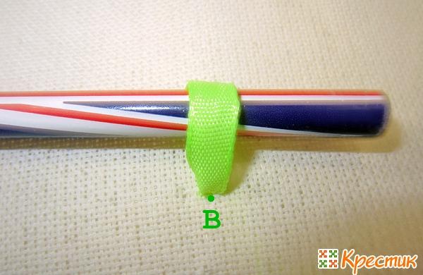Способы вышивания стежка цепочка