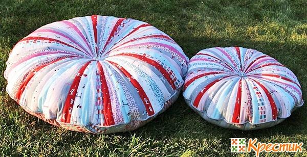 пэчворк лоскутное шитье подушки