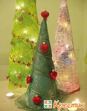 Новогодняя елка сувенир