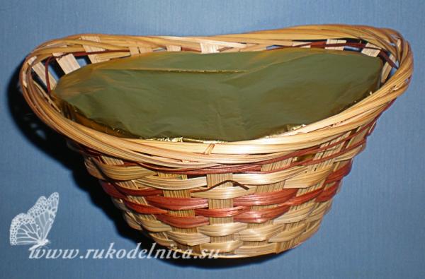 Материал для букетов из конфет