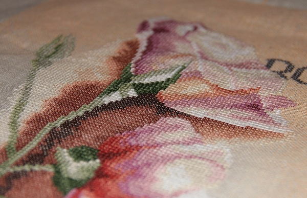Виды канвы для вышивания