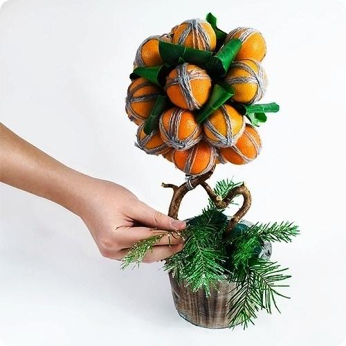 Топиарий дерево счастья