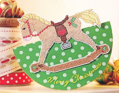 Новогодние открытки своими руками 2014