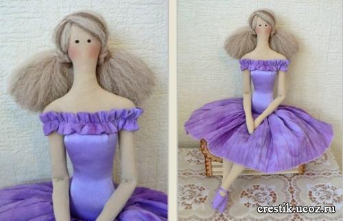 Кукла Тильда подарок любимой девушке