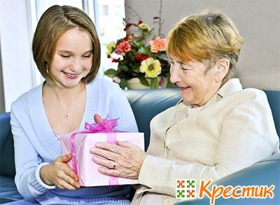 Какой подарок для бабушки своими руками