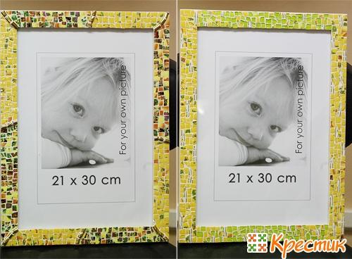 Рамки для фотографий своими руками
