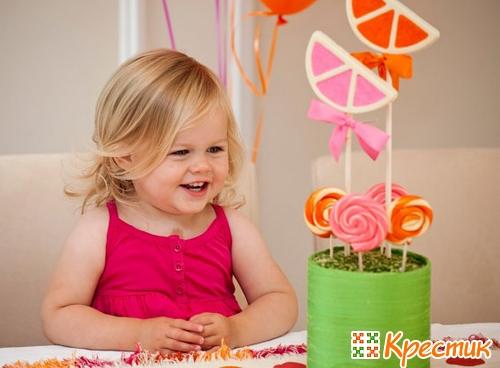 Подарок на день рождения от ребёнка
