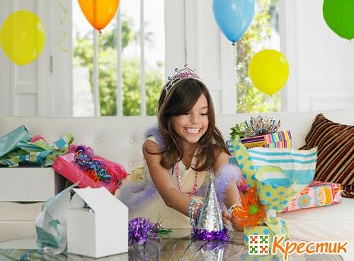 Подарок девочке на 8 лет