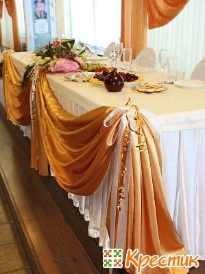 Золотая свадьба застолье