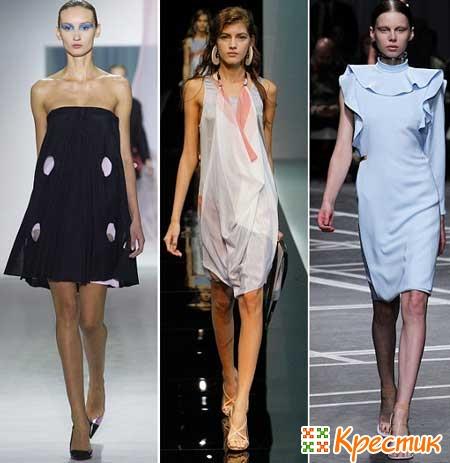 Платья Christian Dior, Emporio Armani и Givenchy