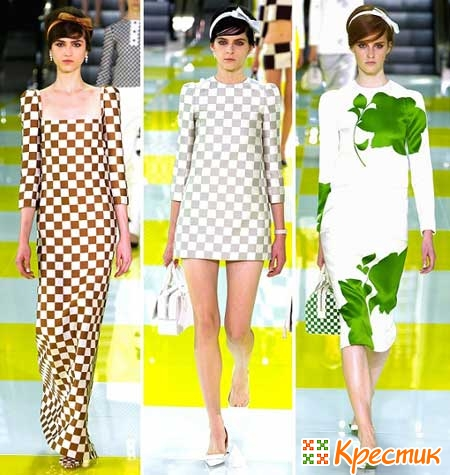Платья Louis Vuitton