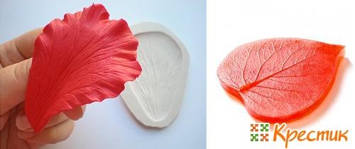 Молды для керамической флористики