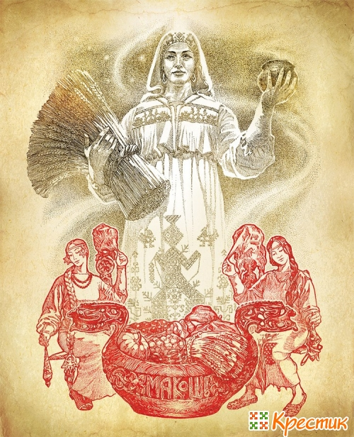 Как сделать оберег древних славян своими руками, Крестик
