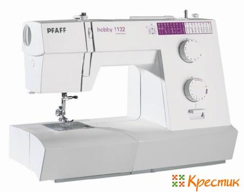 Как выбрать швейную машинку для дома, Крестик