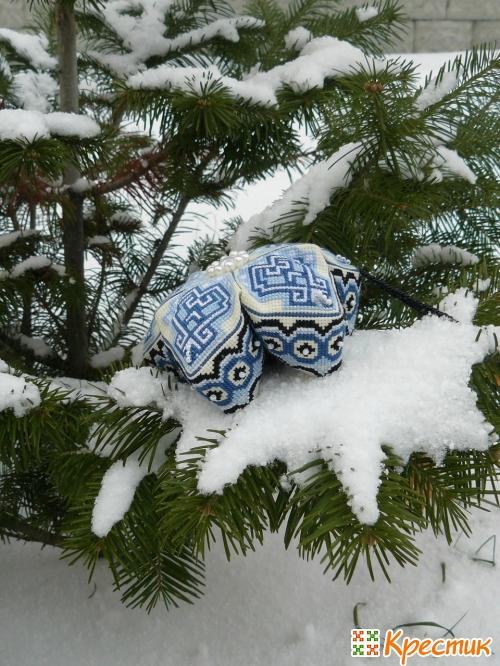Кривулька Снежинка фото