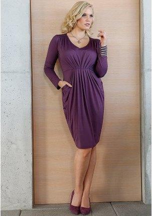 Платье для полных красавиц