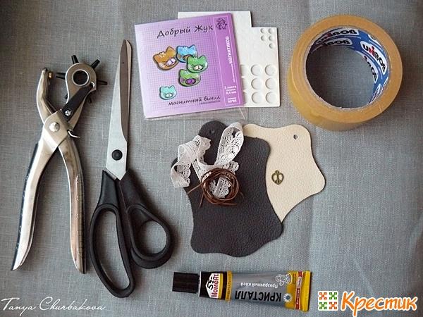 Материалы для изготовления магнита