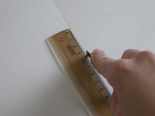 Как сделать основу для открытки
