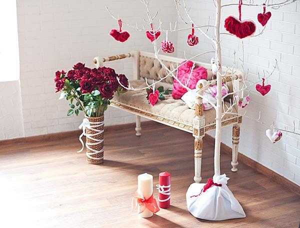 Где наметить праздник Святого Валентина