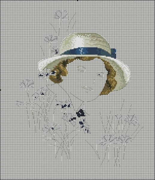 Схема вышивки по фотографии