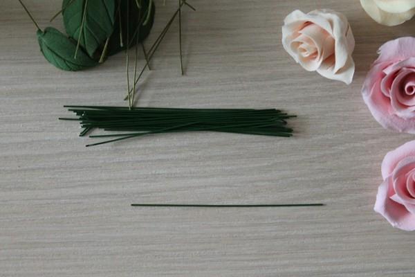 Полимерная глина для начинающих цветы