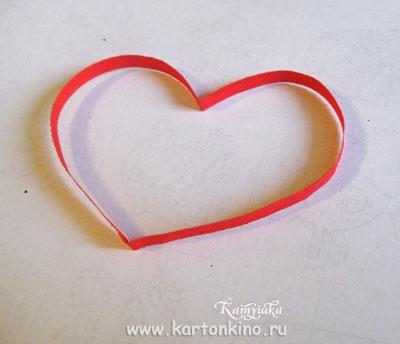 Валентинки своими руками на фото